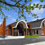 nieuwe museum almen